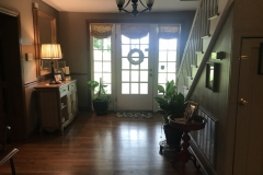 Inside the Homestead